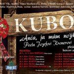 Prichádza nový muzikál Kubo, je poctou Jozefovi Kronerovi!