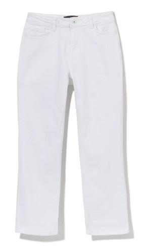 biele nohavice