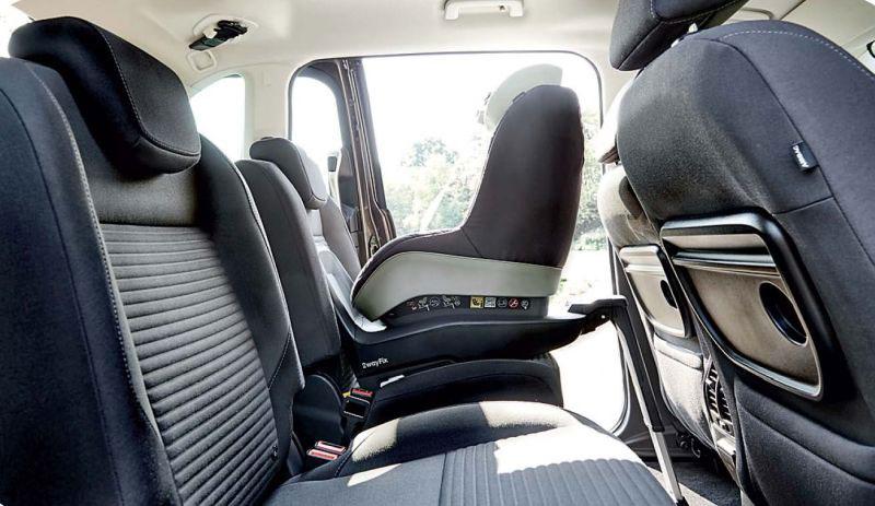 bezpečnosť mamičiek za volantom