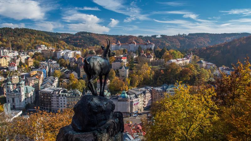 Do Karlových Varov