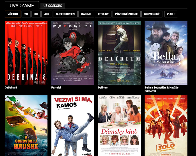 Cinema City Slovensko