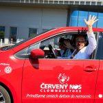 Klauni z Červeného nosa spojili sily sNadáciou Volkswagen Slovakia