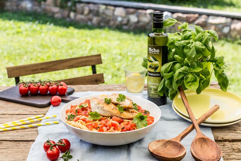 chuť olív