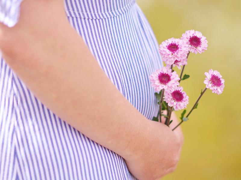 Tehotenstvo nezvyšuje hmotnosť