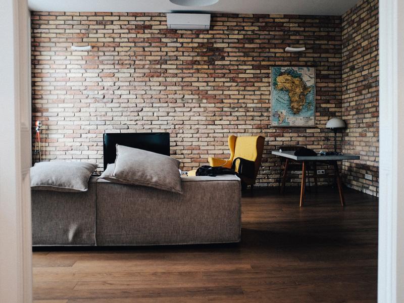 oživenie bytu