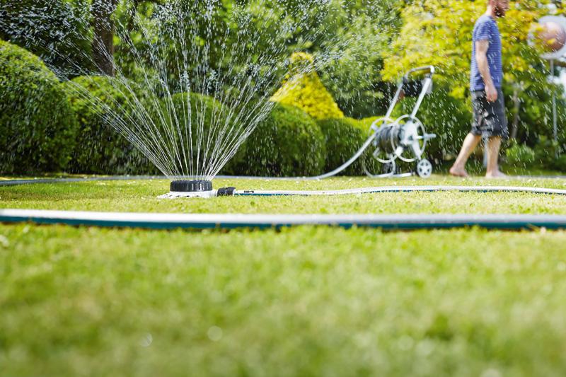 využitie dažďovej vody