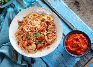 Pikantné špagety