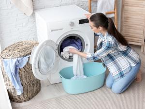 chyby pri praní