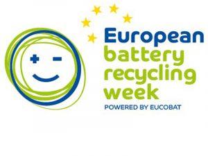 týždeň recyklácie batérií