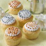 Sviatočné cupcakes