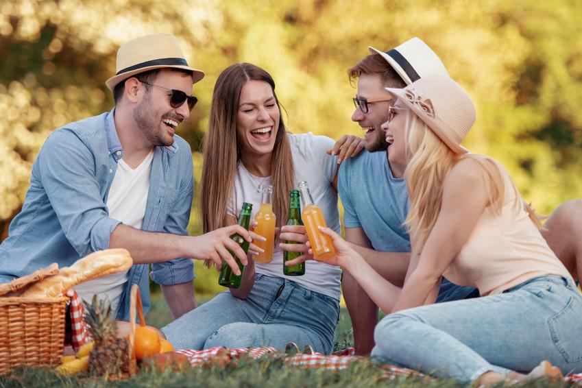 lákavý piknik