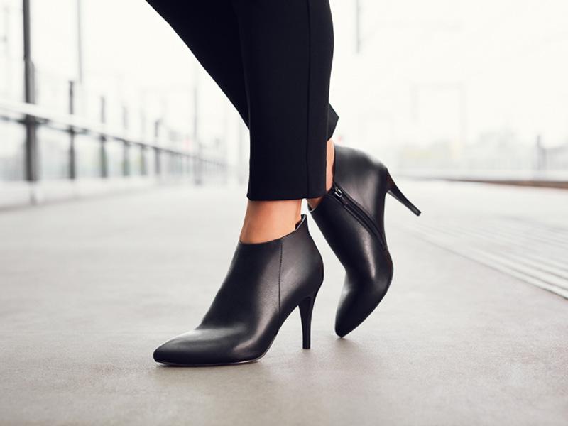 s kvalitnými topánkami