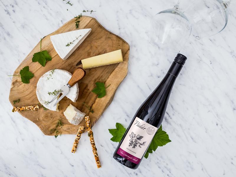 ríbezľové víno z Padaroviec