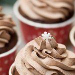Cupcakes s vanilkovým krémom