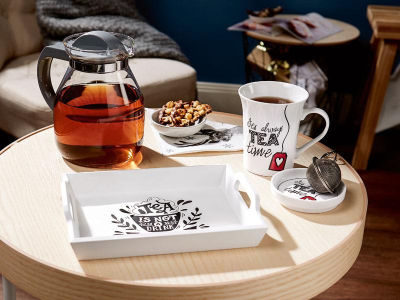 čajové posedenie