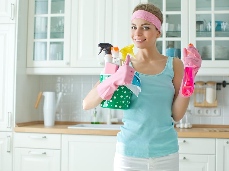 vyčistíme domácnosť