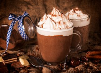 Superfood-Kakaoso zázvorom