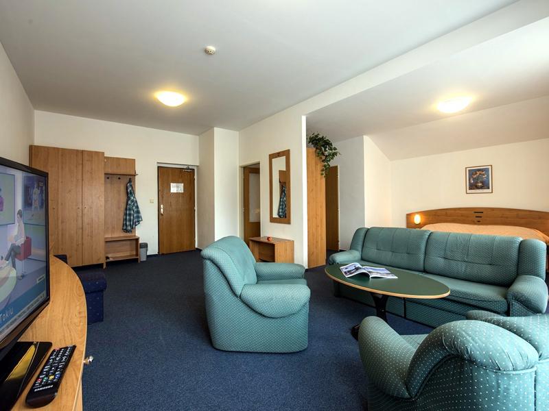 v hoteloch SOREA