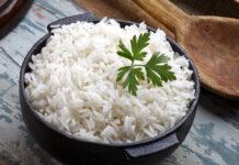 variť ryžu
