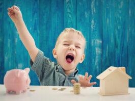 Naučte dieťa hospodáriť