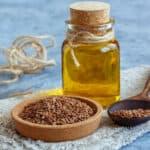 Olej z ľanových semienok  a jeho účinky
