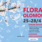 Jarná Flora Olomouc pozýva na pôvab kvetín a skla.