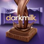 Milka uvádza na trh nový rad čokolád Milka Darkmilk