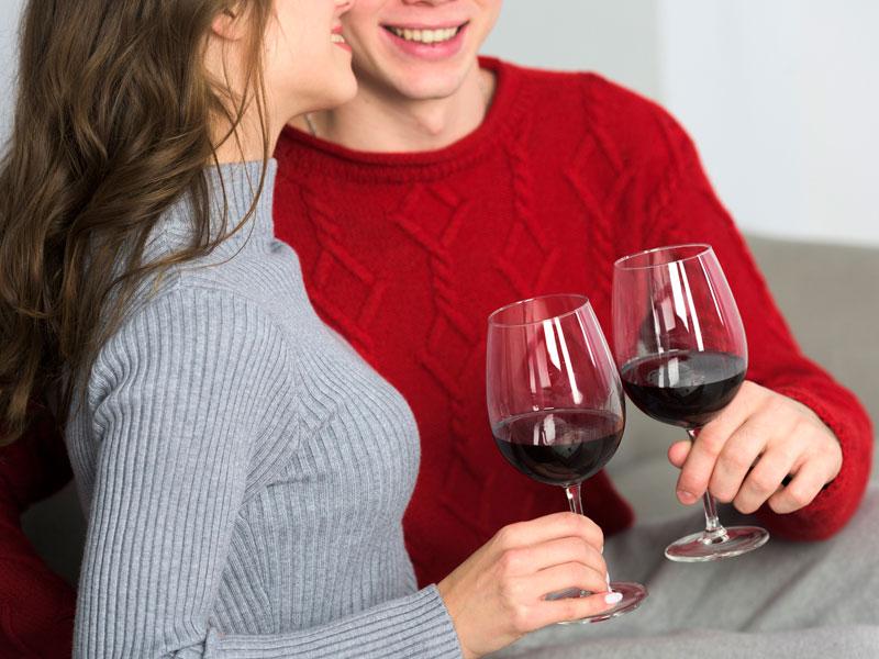 vo víne