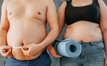 Nadváha vplýva na ženy