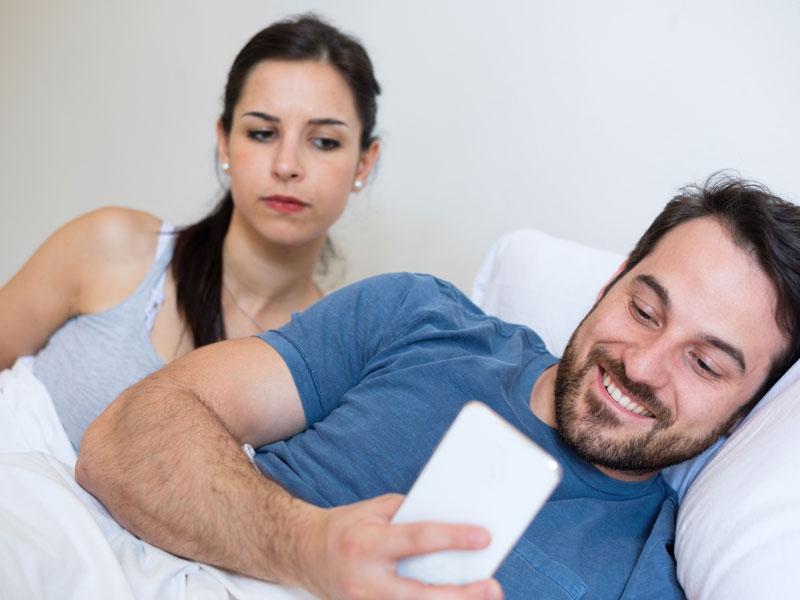 Sex príťažlivé mama mobil