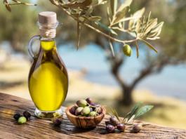 za studena lisovaný olivový olej