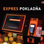 Rýchle a efektívne EXPRES pokladne v Cinema City