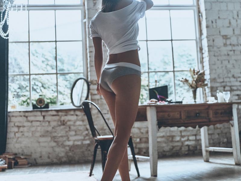 Menštruačná spodná bielizeň