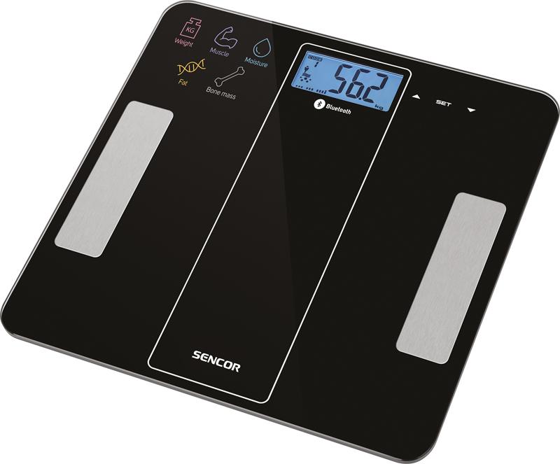 Osobná váha SENCOR  SBS 8000BK