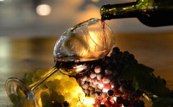 Červené víno, v červenom víne