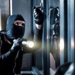 Počet krádeží
