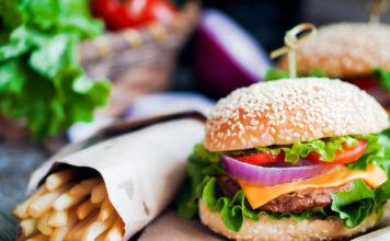 Domáci burger