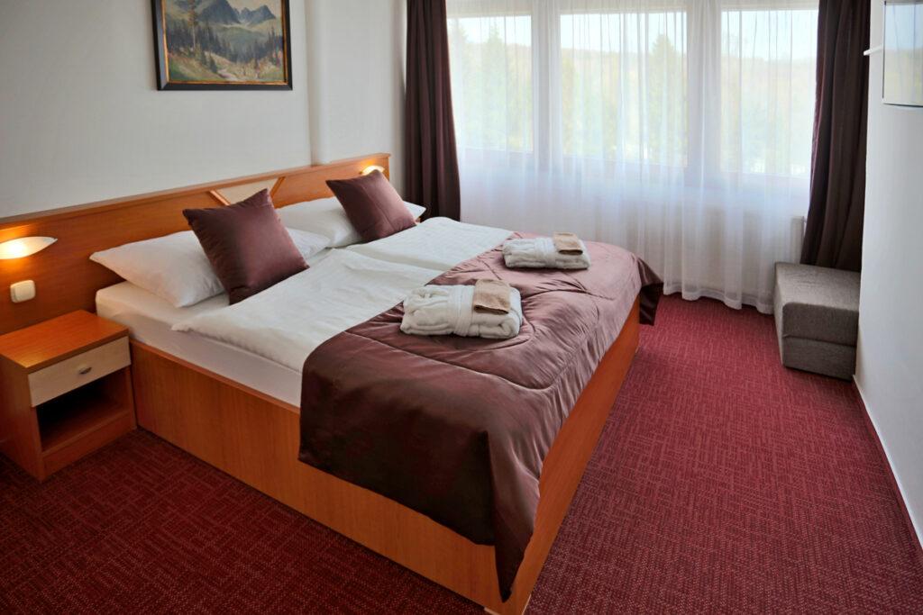 jeseň v hoteloch SOREA