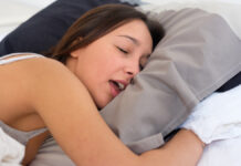 spánkové apnoe