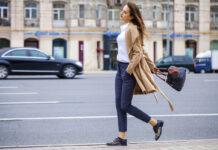 ženy nosia nohavice