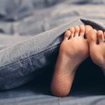 nepokojné nohy