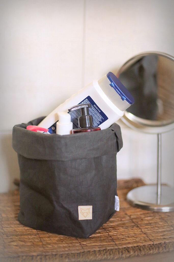 výrobky z ekologického prateľného papiera