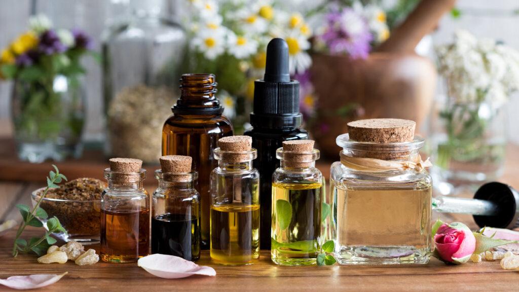 éterické oleje