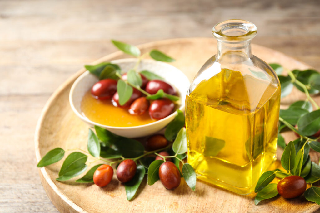 blahodarnú starostlivosť prírodných olejov