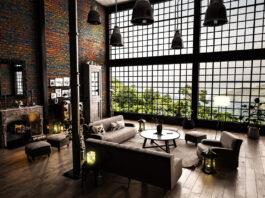 luxus v domácnosti