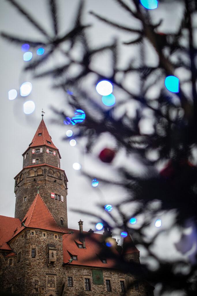 Vianoce na českých hradoch a zámkoch