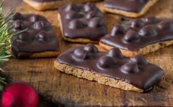 Oriešky v čokoláde