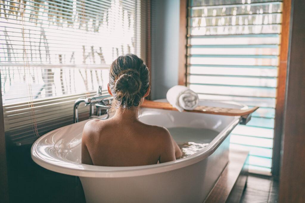 zázračný kúpeľ krásy