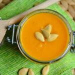 Sezónna tekvicová polievka