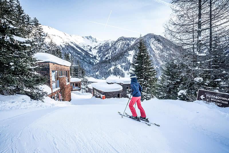 dobrú lyžovačku